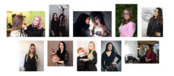 Finalisten YOUNG MAKE-UP TALENT AWARD 2019