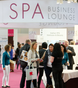 Ansicht SPA BUSINESS LOUNGE