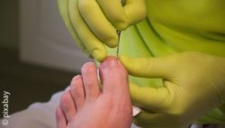 Bild: foot care; Copyright: pixabay