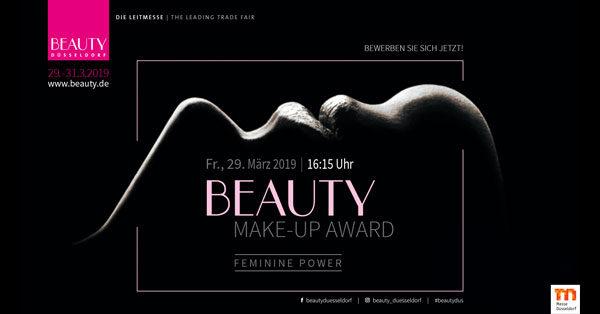 Beauty Kosmetikmesse Make Up Award