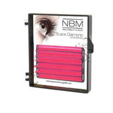 BDC Neon Lashes B-Curl 0,07 Mix pink