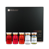 dr drawing bb lip serum mix kit 10er set