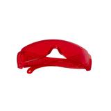 zahnbleaching schutzbrille rot