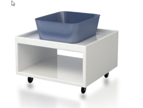 Cabinet for tub – SW01
