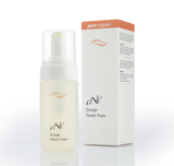 Hautvorbereitung: pure organic Orange Flower Foam, 100 ml