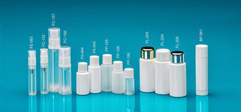 """Flaschen Kunststoff """"Mini"""" Airless"""