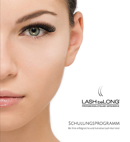 LASH beLONG Wimpernschulung