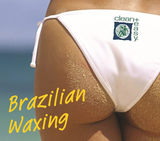 clean easy Brazilian Waxing