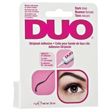 DUO Pink dark Stripe Lashes