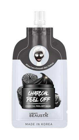 BEAUSTA Charcoal Peel Off Mask