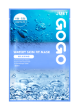 JUST GOGO WATERY SKIN FIT MASK RELAXING