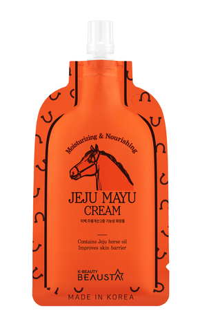BEAUSTA Jeju Mayu Cream